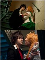 HOTD: Going For the Kiss by CosplayerWithCamera