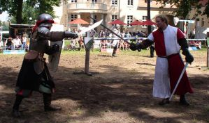 sword Combat 2 by TheHolyWenzel