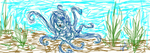 octopus by Ashley-Archades
