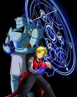 FMA : Let's do it brother by tcwoua
