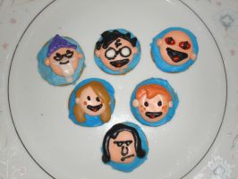 Potter Puppet Pals cookies 7 by wotchertonks7