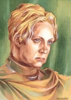 Aceo: Brienne Of Tarth by saniika