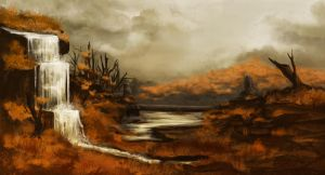 Autumn by Pulvis