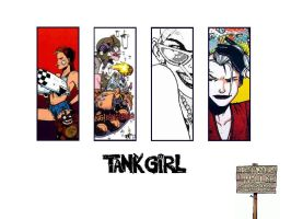 Tank Girl by PostModernTease3
