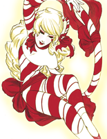 Peppermint Christmas Dreams by angeline-M