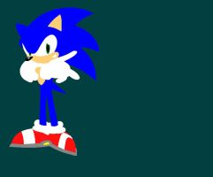 B: sonic easy color by nothing111111