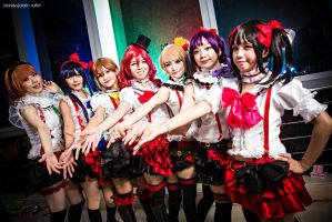 Love Live! School Idol Project by alainbrian