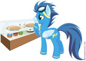 Soarin's Pi Day by endlessnostalgia