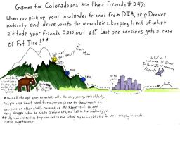 Games for Coloradoans and thier friends# 247 by Allison-beriyani