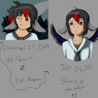 :REDRAW: Shinrin is less of a crybaby by Roi-Chaton-Noir