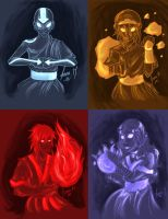 Avatar State by Xiaolinlover