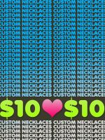 Custom Necklaces default by ribcages