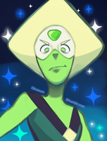peridot by l3lossom