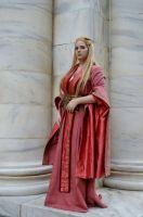 The Lioness of Casterly Rock by DistantDream