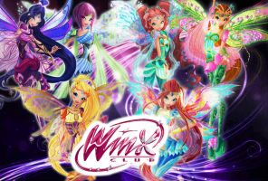 Winx Bloomix Wallpaper4 by Pumpkin-Pai