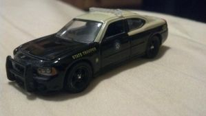 Greenlight HP Florida Highway Patrol Charger by benracer