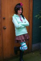 Vanellope von Schweetz: Don't Mess With The Prez by AnyaPanda