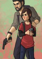 The Last of Us by cristac