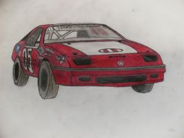 05 Stock Race Car by punkliss