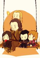 The Hobbit by LKiKAi