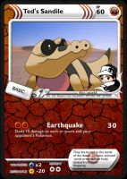 Ted's Sandile by dburch01