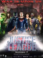 Justice League Movie Poster (Darkseid) by zg01man