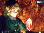 Link with Red Rupee by techn0vert
