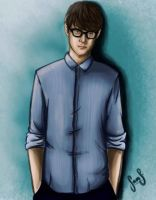 Unknown_Guy_withglasses by Natsumi5maniac