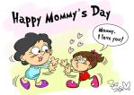 Mommy I Love You! by FormoSaSa