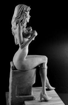 mujer 8 by rieraescultura-art