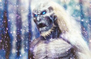 White walker update by Smoke2007