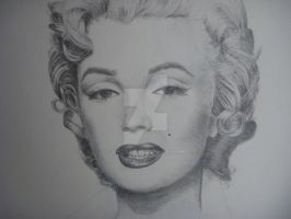 Marilyn Monroe by gn27