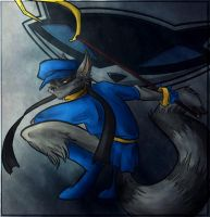 Sly Cooper: Sly by TheHoodBox