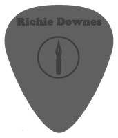Personalised Plectrum [Bonus: 1] by TheEmotionalPoet