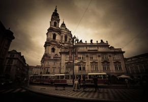 Gloriuos Prague by almiller