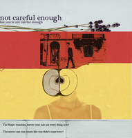 Storyboard: not careful enough by YellowSound