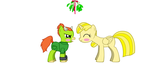 My Secret Santa to NintendoLoverGirlzzz by DarthWill3