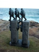 Sculpture by the Sea 2009-29 by ARTmonkey90
