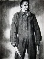 Michael Myers by CountessOfOle