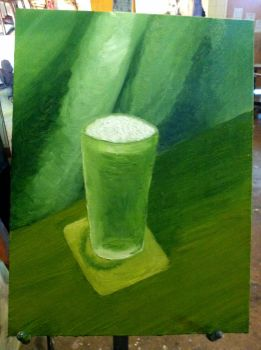 Green Beer by Merody