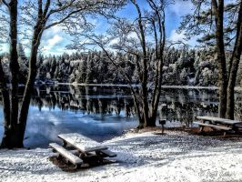 Forebay HDR by StephGabler