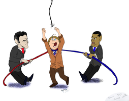 Political: 2012 Election by Cloudwilk