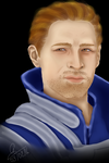 Grey Warden Alistair by Candice77400