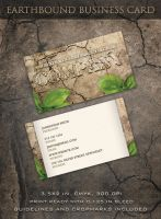 Earthbound Business Card by Raincutter