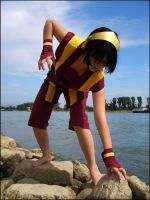 Toph Bei Fong by Shikke