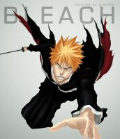 Bleach Ichigo 5 by GTColors