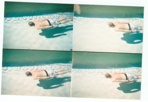 swimming action sampler III by 78-stone