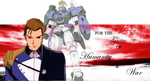 Gundam Request by RoseSwan