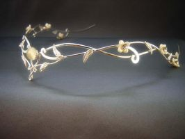 Innocence circlet headpiece by ElnaraNiall