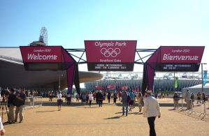Welcome to the Olympic Park 2 by ggeudraco